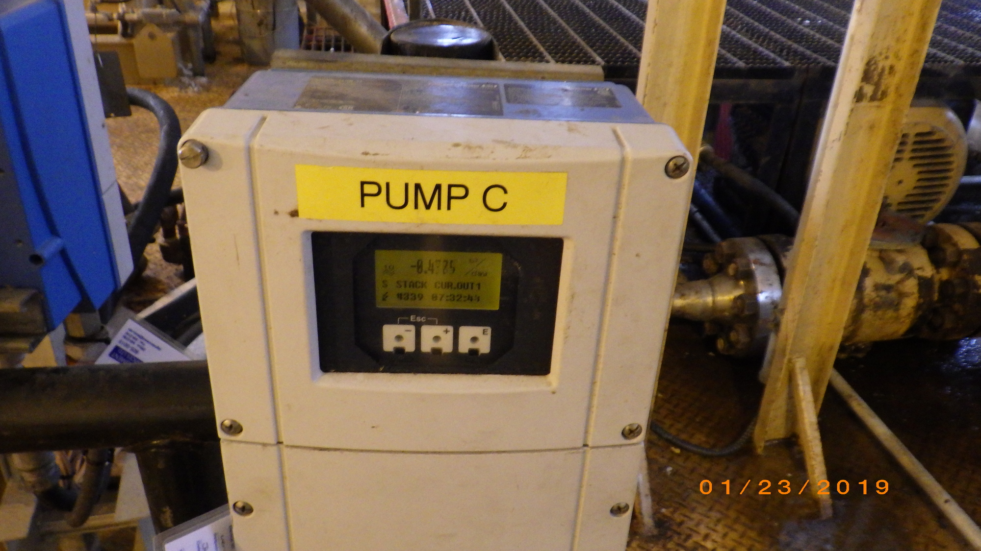 ARMOUREE - REDA PUMP PKG - 2 - 200 HP, 1 - 400 HP
